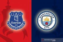 Everton akan tantang City di perempat final Piala FA, Leicester lawan MU