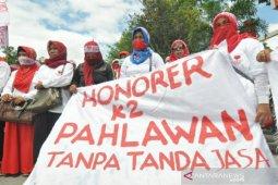 DPRD minta Pemkot Palu pertimbangkan penyeragaman gaji honorer K2