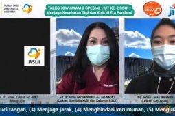 Dokter RSUI beri tips tangani 'mask acne' akibat masker