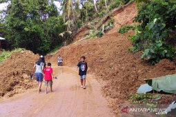 BPBD Sangihe ingatkan warga waspadai bencana alam