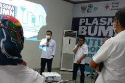 PMI Makassar terima 41 penyintas COVID-19 untuk donor plasma konvalesen
