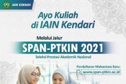 IAIN Kendari pada tahun 2021 terima 1.700 mahasiswa baru