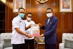 Gubernur serahkan 10 SK PLH Bupati di Sulawesi Selatan