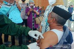 Sebanyak 13.364 nakes di Sulawesi Tenggara telah disuntik vaksin COVID-19