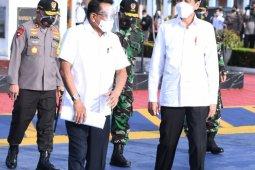 Presiden Joko Widodo bertolak ke Kalsel resmikan Bendungan Tapin