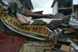 Rumah rusak akibat gempa di Majene tercatat sebanyak 7.240 unit