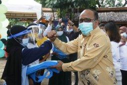 Yayasan Karampuang beri layanan psikososial kepada anak korban gempa