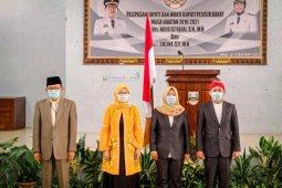 Pemkab Pesisir Barat lepas purna bakti Bupati dan Wakil Bupati periode 2016-2021