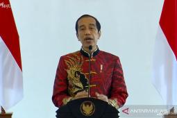 Presiden Jokowi tekankan penanganan kesehatan dan ekonomi bersamaan