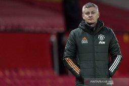 Solskjaer tutup kemungkinan Manchester United merekrut Sergio Aguero