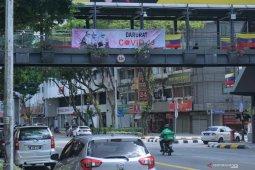 Kasus COVID-19 di Malaysia menurun