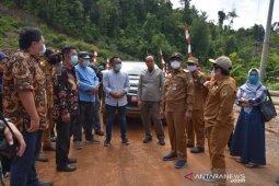 Wagub Sulteng:  PT Transon harus bangun jalan tambang