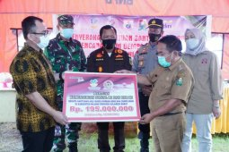 Kemensos kucurkan Rp1,8 miliar untuk penanganan gempa di Sulawesi Barat