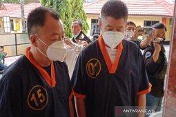 Tahan dua WNA, Polres Kobar berkoordinasi dengan Konsulat Tiongkok