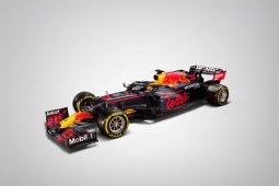 Mobil baru  F1 Red Bull  dipamerkan