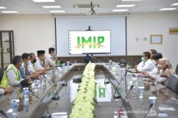 Pemprov Sulteng  minta IMIP bantu UMKM lokal