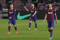 Liga Spanyol - Jordi Alba tegaskan Barca telah kembali ke perburuan gelar