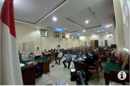 Saksi sebut fee proyek dikumpulkan untuk pencalonan gubernur Lampung