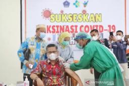 Sebanyak 18.048 nakes di Sultra sudah disuntik vaksin dari 20.436 sasaran