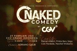 MLI siap gelar acara 'Naked Comedy Show'