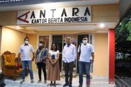 BOPLBF jajaki kerja sama pemberitaan pariwisata dengan LKBN ANTARA