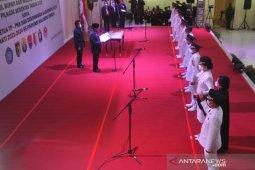 Gubernur Sulteng  lantik lima kepala daerah terpilih