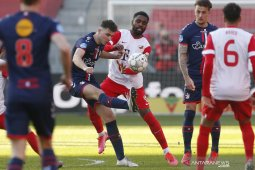 Tren positif FC Utrecht terhenti setelah dipecundangi tim juru kunci