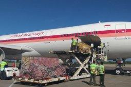 Ribuan ton manggis Sumbar diekspor ke China dengan pesawat khusus