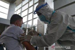 Vaksinasi tenaga kesehatan di Sultra mencapai 93,06 persen