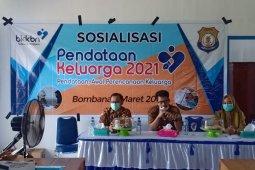 BKKBN Sosialisasi Pendataan Keluarga 2021 di Bombana