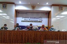 KPU Bantul membuka peluang bagi akademisi penelitian partisipasi pemilih pilkada