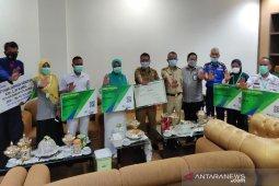 BPJAMSOSTEK Baubau kembali lindungi 261 tenaga honorer RSUD