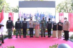 1.000 personel Batalyon Vaksinator TNI POLRI NTB siap memerangi Covid-19