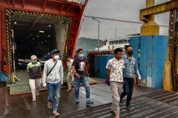 """""""Si Botol"""" otak pembegal sepeda motor mahasiswa dibekuk di Nusa Penida Bali"""