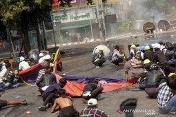 Tentara-polisi Myanmar gunakan TikTok untuk ancam pengunjuk rasa