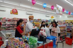 Alfamidi siap pasarkan produk UMKM Sulawesi Utara