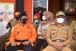 Gubernur Sulbar minta Basarnas perkuat potensi masyarakat antisipasi bencana