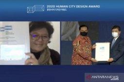 "Indonesia salah satu finalis ""Human City Design Awards"" 2020 di Korsel"