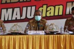 Gubernur Sulawesi Barat minta OPD berinovasi antisipasi bencana