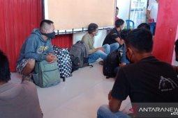 Rumah penampungan TKI ilegal di Karimun digerebek polisi