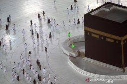 Saudi mulai Ramadan beri izin umrah jamaah yang sudah divaksin