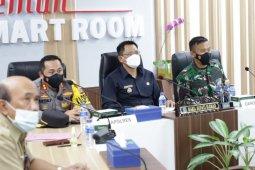 Pemkab Sleman menerima KKL Studi Wilayah Pertahanan Pasis SESKOAD