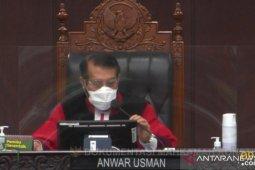 Majelis Hakim MK tolak gugatan Pilkada Sumba Barat