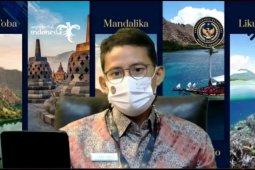 Sandiaga : Wisatawan domestik kunci pemulihan ekonomi pariwisata Indonesia