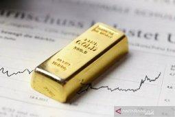 Harga emas naik 18,7 dolarSabtu pagi
