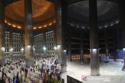 Tahun ini Masjid Istiqlal tak layani buka puasa bersama