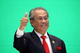PM Malaysia Muhyiddin Yassin minta 14 menteri UMNO tetap di kabinet