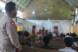 Polda Sulbar kerahkan 2.000 personel amankan perayaan Paskah di 254 gereja