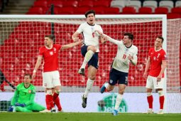 Euro 2020 - Gareth Southgate : Maguire kemungkinan bisa perkuat Inggris kontra Kroasia