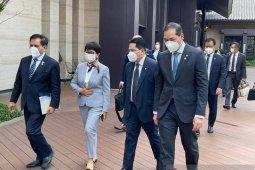 Dubes Djauhari segera tindaklanjuti kesepakatan tiga menteri RI dengan China
